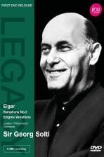 SYMPHONY NO.2 & ENIGMA VARIATIONS/ GEORG SOLTI