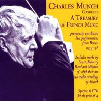 A TREASURY OF FRENCH MUSIC