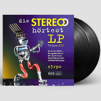 DIE STEREO HORTEST LP VOL.3 [180G 45RPM LP] [한정반]