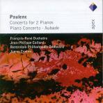 CONCERTO FOR 2 PIANOS, PIANO CONCERTO, AUBADE/ JAMES CONLON