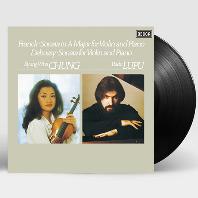 VIOLIN SONATAS/ KYUNG WHA CHUNG, RADU LUPU [프랑크 & 드뷔시: 바이올린 소나타 - 정경화, 라두 루푸] [ANALOGPHONIC 180G LP]