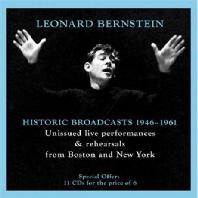 HISTORICAL RECORDINGS 1941-1961
