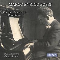 COMPLETE FOUR-HANDS PIANO WORKS/ PAOLA BORGANTI, GIULIO GIURATO [보시: 네 손을 위한 피아노 작품 전곡]