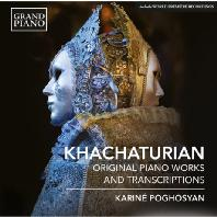 ORIGINAL PIANO WOKS AND TRANSCRIPTIONS/ KARINE POGHOSYAN [하차투리안: 토카타, 피아노 소나타 외]