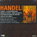 HANDEL EDITION/ JOHN ELIOT GARDINER/ TON KOOPMAN