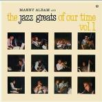 THE JAZZ GREATS OF OUR TIME VOL.1 [180G LP]