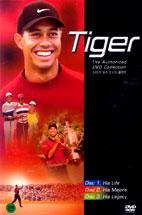 타이거 우즈 콜렉션 [TIGER: THE AUTHORIZED DVD COLLECTION]