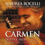 CARMEN: DUETS & ARIAS/ ANDREA BOCELLI