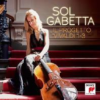 IL PROGETTO VIVALDI 1-3/ CAPPELLA GABETTA, ANDRES GABETTA [솔 가베타: 비발디 첼로 협주곡 합본집]