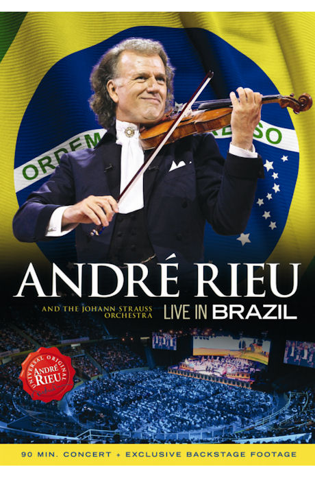 LIVE IN BRAZIL [앙드레 류: 2012 브라질 라이브]