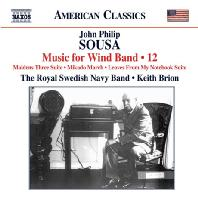 MUSIC FOR WIND BAND 12/ THE ROYAL NORWEGIAN NAVY BAND, KEITH BRION [수자: 관악 밴드를 위한 작품 12집]