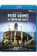 PETER GRIMES ON ALDEBURGH BEACH/ STEUART BEDFORD [브리튼: 피터 그라임스 - 베드포드]