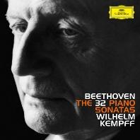THE 32 PIANO SONATAS/ WILHELM KEMPFF [베토벤: 피아노 소나타집 - 빌헬름 켐프]