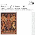 SONATAS OF 3 PARTS,1683/ CHRISTOPHER HOGWOOD