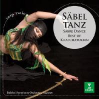 SABELTANZ: SABRE DANCE BEST OF KHACHATURIAN/ ALEXANDER LAZAREV [INSPIRATION] [하차투리안: 칼의 춤 - 베스트]