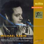 VIOLIN CONCERTOS ETC/ MICHAEL RABIN/ THOMAS SCHIPPERS