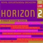 HORIZON 2/ ROYAL CONCERTGEBOUW ORCHESTRA, GEORGE BENJAMIN [SACD HYBRID]
