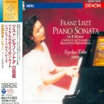 PIANO SONATA/ KYOKO TABE
