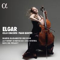 CELLO CONCERTO & PIANO QUINTET/ MARIE-ELISABETH HECKER, EDO DE WAART [엘가: 첼로 협주곡 & 피아노 오중주 - 헤커, 바르트]