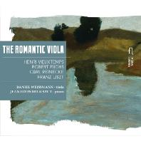 THE ROMANTIC VIOLA/ DANIEL WEISSMANN, JEAN-LOUIS DELAHAUT [로맨틱 비올라 1집: 낭만주의 비올라 명곡집 - 다니엘 바이스만]