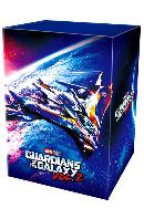 가디언즈 오브 갤럭시 2 [3D+2D] 원클릭 박스세트 [스틸북 한정판] [GUARDIANS OF THE GALAXY VOL.2]