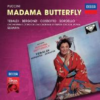 MADAMA BUTTERFLY/ TULLIO SERAFIN
