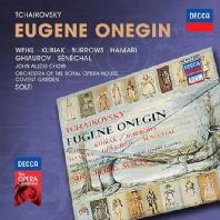 EUGENE ONEGIN/ GEORG SOLTI