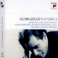 PLAYS BACH [GLENN GOULD COLLECTION 5]