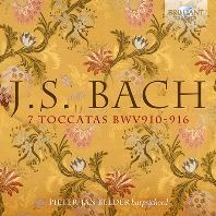 7 TOCCATAS BWV 910-916/ PIETER-JAN BELDER [바흐: 토카타 - 피에터 얀 벨더]