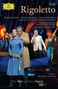 RIGOLETTO/ PIOTR BECZALA, MICHELE MARIOTTI [베르디 리골레토: 메트로폴리탄 오페라 & 표트르 베찰라]