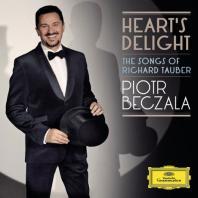 HEART`S DELIGHT: THE SONGS OF RICHARD TAUBER [표트르 베찰라: 리하르트 타우버 트리뷰트 앨범]