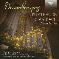 DECEMBER 1705: ORGAN MUSIC/ MANUEL TOMADIN [1705년 12월: 북스테후데와 바흐의 오르간 작품 - 마누엘 토마딘]