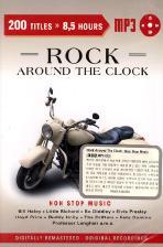 ROCK AROUND THE CLOCK: NON STOP MUSIC [MP3 CD]