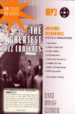 THE GREAT JAZZ CONCERTS: NON STOP MUSIC [MP3 CD]