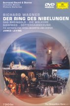 DER RING DES NIBELUNGEN/ JAMES LEVINE [바그너 니벨룽겐의 반지: 제임스 레바인]