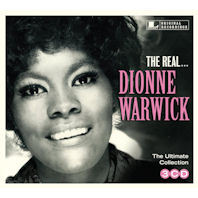 THE REAL...THE ULTIMATE DIONNE WARWICK COLLECTION