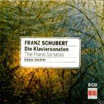 THE PIANO SONATAS/ DIETER ZECHLIN