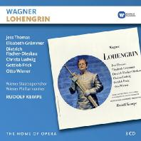 LOHENGRIN/ RUDOLF KEMPE [THE HOME OF OPERA] [바그너: 로엥그린]
