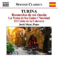 PIANO MUSIC 12: RECUERDOS DE MI RINCON/ JORDI MASO [투리나: 피아노 작품 12집]