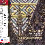 REQUIEM K.626/ NEVILLE MARRINER [SHM-CD]