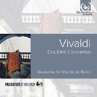 DOUBLE CONCERTOS/ AKADEMIE FUR ALTE MUSIK BERLIN [MUSIQUE D`ABORD] [비발디: 이중 협주곡 & 합주 협주곡 - 베를린 고음악 아카데미]